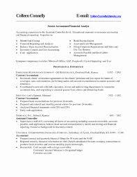 Reconciliation Specialist Sample Resume Download Sample Financial