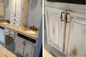 faux finish cabinets. Simple Cabinets With Faux Finish Cabinets N