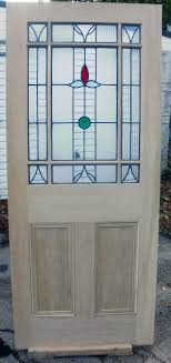 stained glass doors surrey