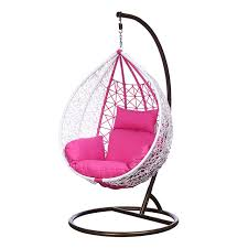 outdoor rattan basket swing indoor and single or double hammock hanging chair recliner spell color