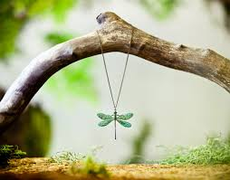dragonfly necklace jane