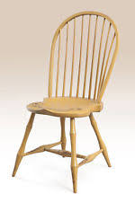 early american chair styles. mustard bow-back windsor chair - colonial / early american style wood furniture styles a