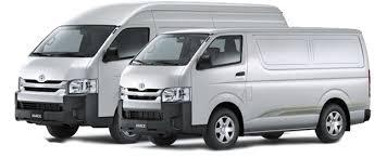 Toyota Hiace Van | Powerful, Economical and Trustworthy