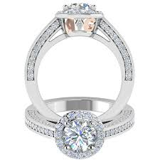 Design Your Perfect Engagement Ring Design Your Own Engagement Ring Setting Allurigem