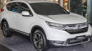 2017 Honda Cr V 2 0l Malaysia Youtube