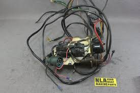 omc stringer l v wire wiring harness solenoid bracket  omc stringer 3 8l v6 wire wiring harness solenoid bracket 982882 983243 985063