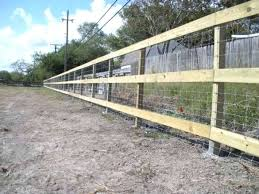 wire fence designs. Wonderful Wire Wire And Wood Fence 3 Rail With Backing Welded  Panels  Designs  Throughout Wire Fence Designs S