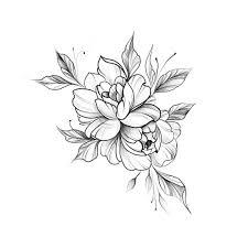 Floral Sketch Designs