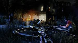 Dying Light Sniper Rifle Dying Light The Following Macgamestore Com