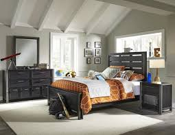 Samuel Lawrence Bedroom Furniture Lawrence Graphite 4pc Youth Bedroom Set In Graphite