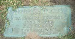 Ida Fleming Finfrock (1866-1947) - Find A Grave Memorial