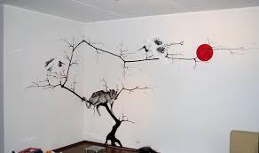 Drawing on the wall by LVJONOK ...