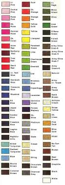 Rit Color Chart Rit Dye Color Chart Rit Dye Colors Chart Painting