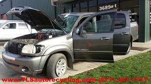 Parting Out 2006 Toyota Tundra - Stock - 4013BL - TLS Auto Recycling