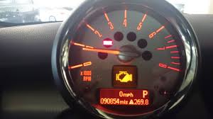Mini Countryman Battery Warning Light Half Engine Power Warning Light 2008 R56 Any Ideas On