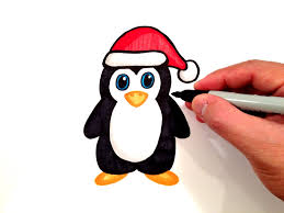 cute penguin drawing. Modren Cute On Cute Penguin Drawing U