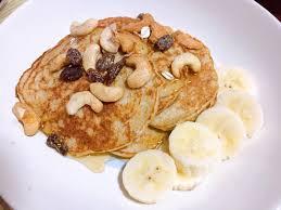แพนเค้กกล้วยหอม อร่อยไม่อ้วน - Food - Nile and Sister