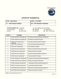 Engineering Transmittal Form Template Template Update234