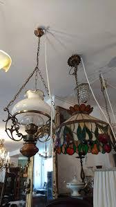 Alte Antike Lampe