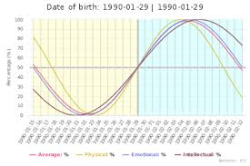 Biorhythm Wikipedia