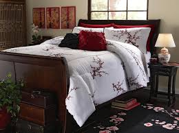 asian inspired bedding. Interesting Asian Unique Asian Inspired Cherry Blossom Light Comforter Relax And Escape  Japanese Bed Set With Bedding