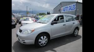 All Toyota Models » 2003 toyota matrix review 2003 Toyota Matrix ...