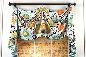 Patterns For Valances Fascinating Catherine Curtain Valance Sewing Pattern Pate Meadows Designs