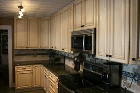 Dark Wood Floor In Kitchen With Dark Cabinets Natural Home