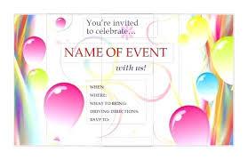 Wedding Invitation Template Publisher Microsoft Powerpoint Wedding Invitation Templates Free Sample