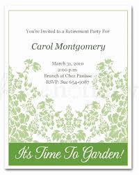 party invite templates free free retirement party invitation templates best of