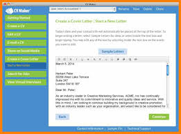 Cover Letter Sent Via Email 6 Emailing Techtrontechnologies Com