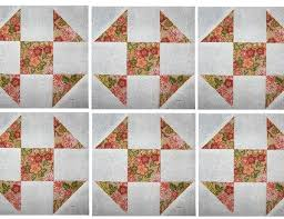How to Make Easy Half Square Triangle Units for Quilts & Shoo Fly Quilt Blocks Are Perfect for Beginning Quilters Adamdwight.com
