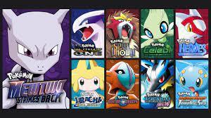 Pokémon Movies Collection [01-09] [Gen 1 - Gen 3] : PlexPosters