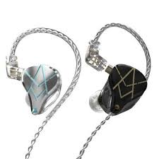 <b>KZ ASX</b> 20 BA Units Bass Balanced Armature <b>Earbuds In Ear</b> ...
