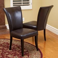 leather dining room chairs awesome dining room chairs cool in love with