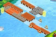Wooden Path Game Wooden Path 100 game online 24
