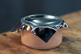 this salt cellar is made at urbangl a nonprofit studio in fort greene brooklyn credit an rong xu for the new york times