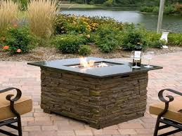 propane patio fire pit. Modren Patio Cheap Fire Pit Table Recommendations Stone Propane Elegant  Natural Gas Vs Outdoor  Intended Propane Patio Fire Pit