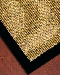 sisal rugs with borders sisal rug with border get ations a sisal area rug black cotton