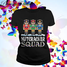 Nutcracker Ballet T Shirt Designs Nutcracker Squad Ballet Dance Christmas Shirt Sweater