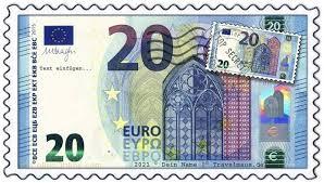 Ddr spielgeld geldscheine 5/10/20/50/100 mark scheine. Pdf Euroscheine Am Pc Ausfullen Und Ausdrucken Reisetagebuch Der Travelmause
