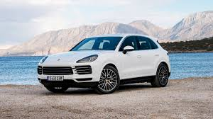Porsche sticks with diesel option for the next-gen Cayenne | Autoweek