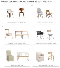 How To Mix And Match Dining Chairs Like A Boss 28 Pairs