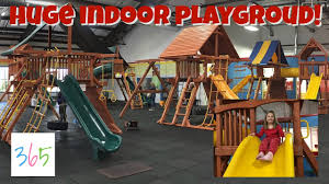 HUGE INDOOR PLAYGROUND! (RECREATIONS OUTLET)   KIDS LIFE 365   4.7.17
