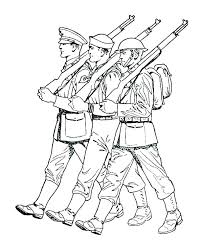 Christmas Coloring Pages For Soldiers Littledelhisfus