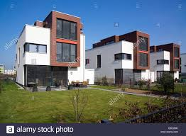 Family House Modern Architecture In The Bauhaus Style Riedenberg