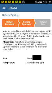 Irs Deposit Chart Irs Sets Second 2016 Tax Refund Direct Deposit Date