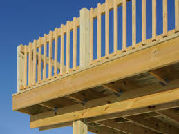 Post And Beam Deck Design Decking Materials Know Your Options Hgtv