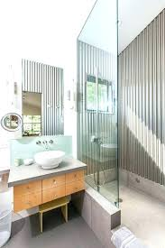 corrugated steel wall panels corrugated metal wall corrugated metal barn bathroom contemporary with corrugated metal shower wall corrugated metal shower