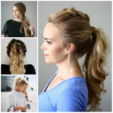 Pony Tail Hair Style ponytail hairstyles 2017 haircuts hairstyles and hair colors 3140 by wearticles.com